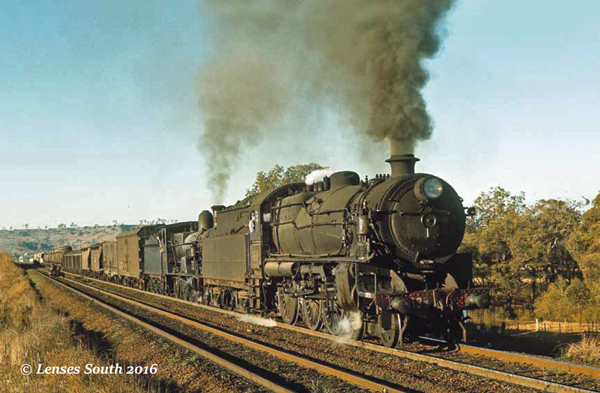 3 class picton steam loco nsw